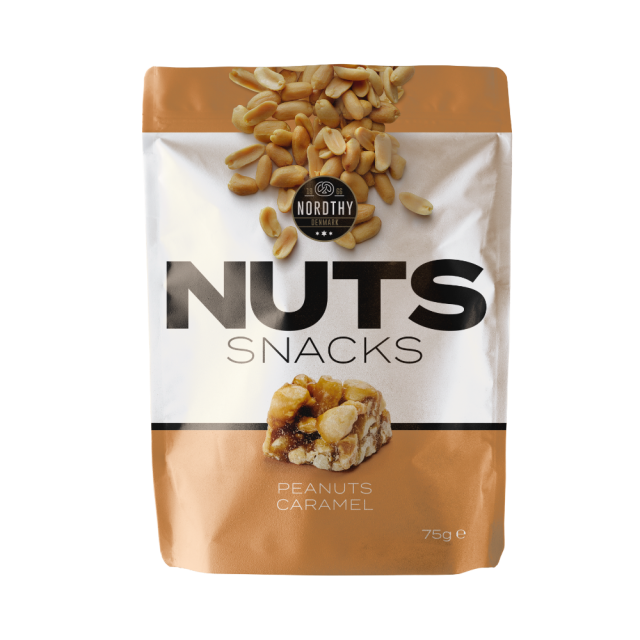 Nordthy nuts snack, 75g