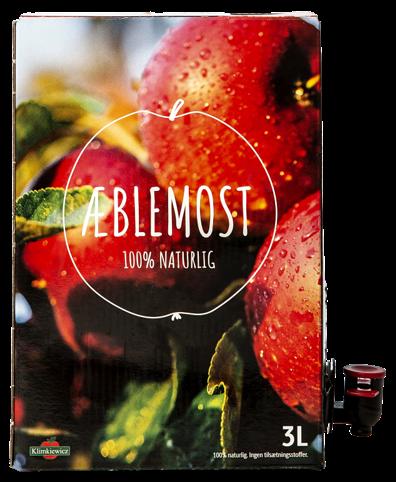 Æblemost, 3L