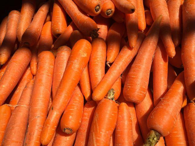 Alm. gulerødder, 1kg