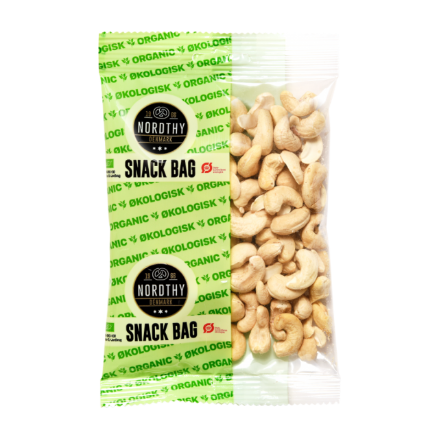 Nordthy Øko cashew, 100g
